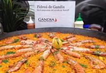 Concurso Internacional de Fideuá de Gandía