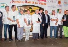 Concurso gastronómico de putxero y postre de kaki de L´Alcúdia