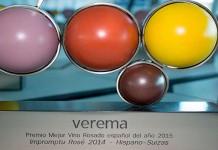 Premios Verema 2016 Valencia