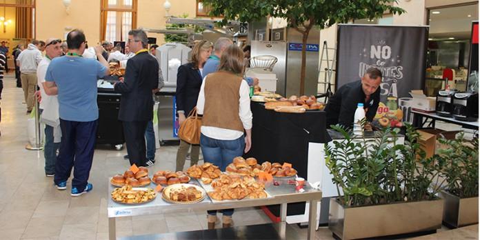 Certamen internacional de panaderos
