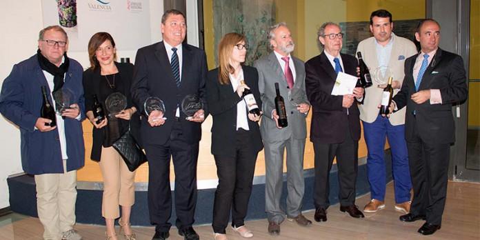 Premios de la guia de vinos 2016
