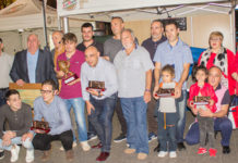 Entrega de premios a la gastronomia de Castellon