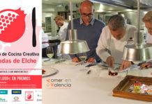 concurso de cocina creativa con granadas