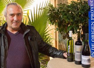 Nuevos vinos de Daniel Belda