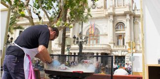 tastarroz, la gran fiesta del arroz de Valencia