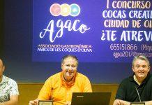 Concurso creativo de Cocas de Oliva