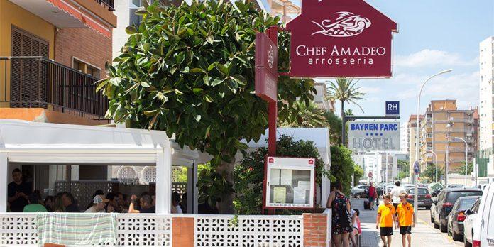 Chef Amadeo Restaurant, Restaurante solidario de la Campaña contra el hambre