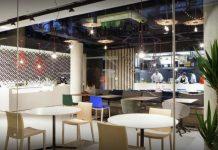 Makhin Café, Restaurante solidario de la Campaña contra el hambre