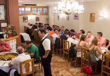 Hostal Restaurant Miguel y Juani, Restaurante solidario de la Campaña contra el hambre