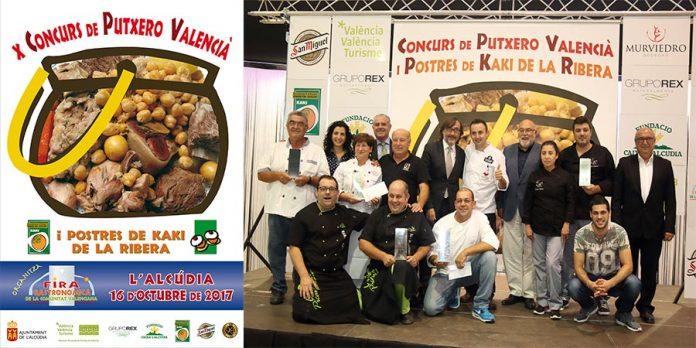 Concurso gastronómico de Putxero y kaki de L´Alcudia