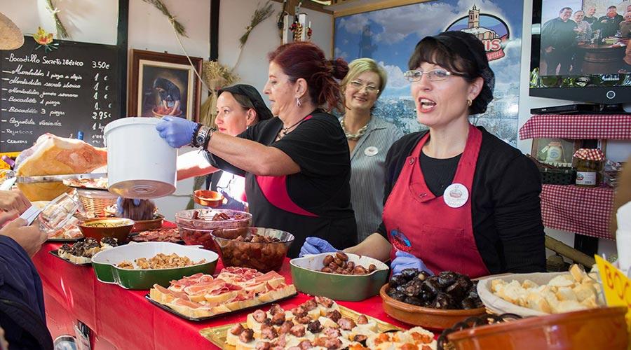 Feria Gastronómca de Utiel
