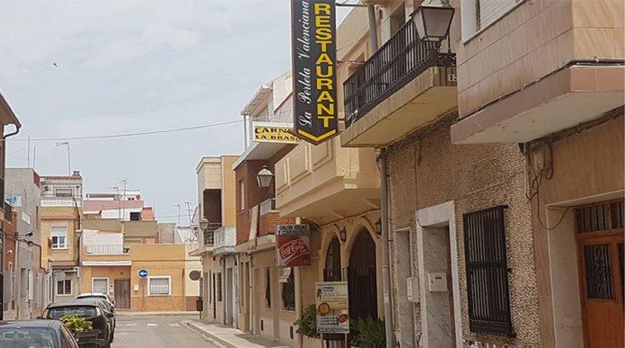 La Perleta Valenciana, restaurante de la ruta de regreso a la cuchara, iniciativa llevada a cabo por Comer en Valencia, Bodegas Sebirán y Montesa