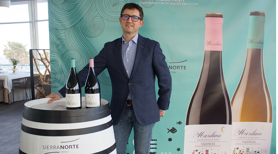 Los nuevos Vinos Mariluna de Bodegas Sierra Norte, Comer en Valencia