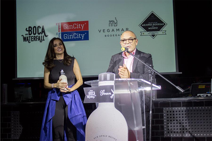 Boca and Waterfall el nuevo Ron de Bodegas Vegamar, Comer en Valencia
