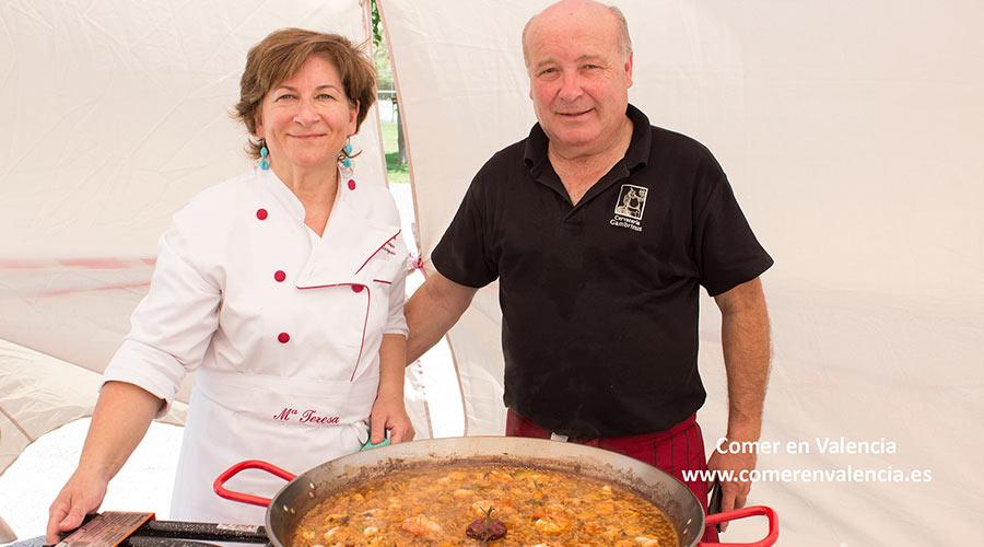 Próxima celebración del Concurso de Arroz de Señoret  Ciudad de Bétera