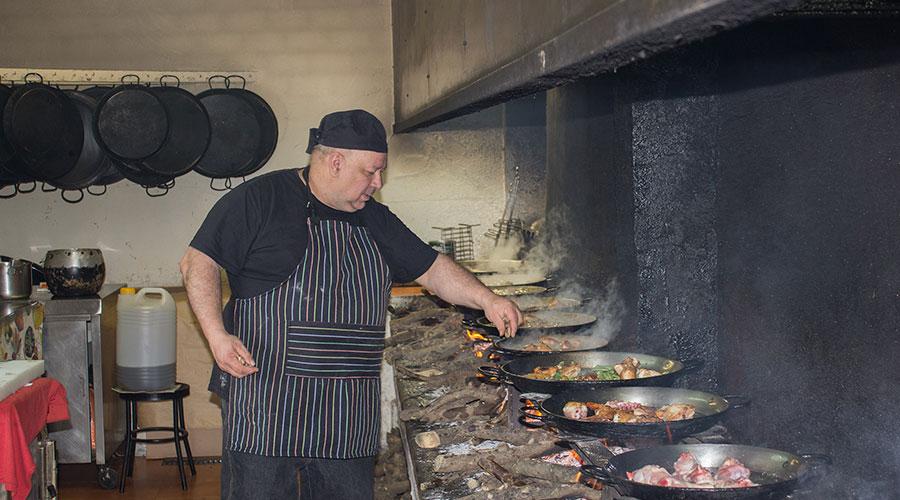 La Garrofera, un restaurante con vistas