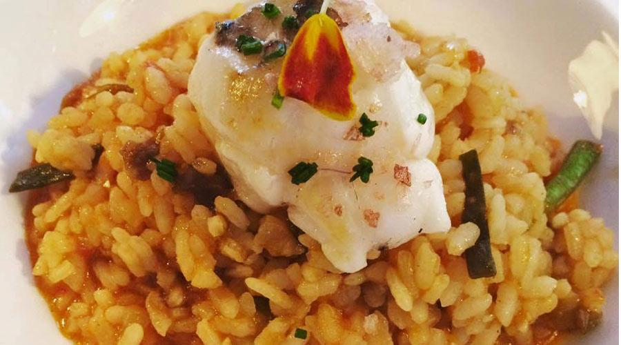 Ginebre restaurant una cocina con alma comer en valencia - Cocina con alma ...