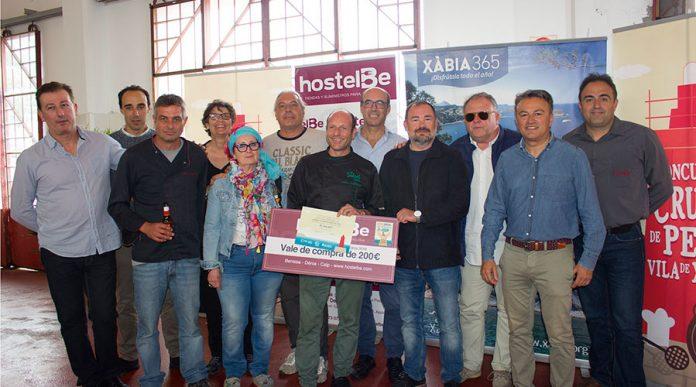 Festival Peix i Davantal, Concurso de Cruet de Peix Vila de Xabia