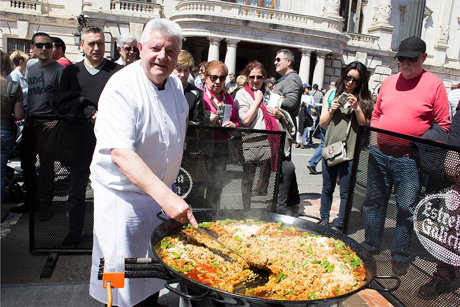 Tastarros 2018, la gran fiesta del arroz valenciano