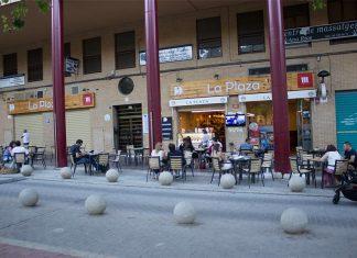 Cafetería La Plaza, en Consonancia con el Restaurante