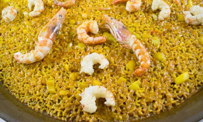 reservas en el restaurante Mosaico, centro de Valencia, especialistas en arroces
