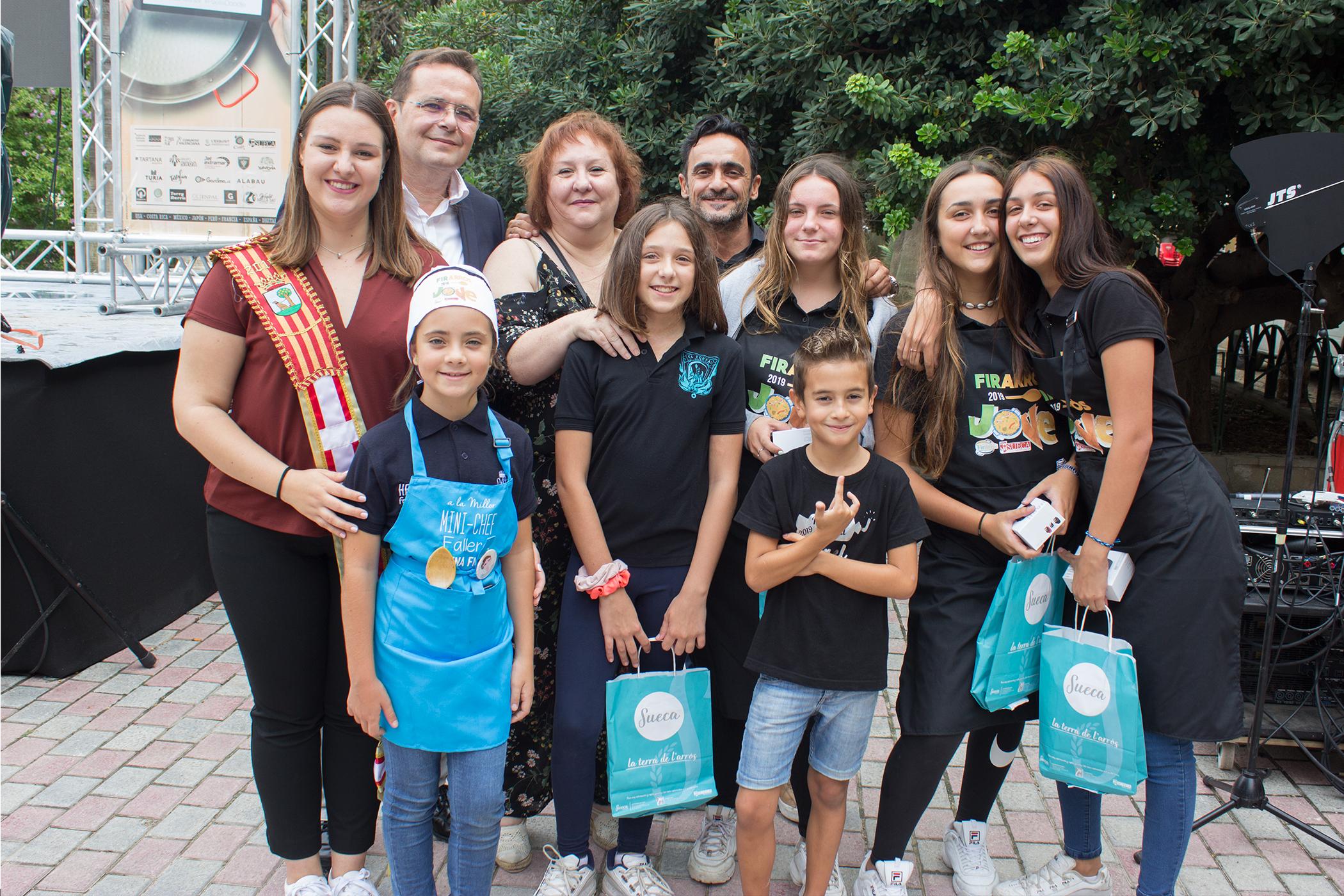 Arranca Firarròs 2019 en Sueca y el Concurso Firarròs jove
