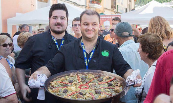 Concurso de Paella de la Valdigna 11