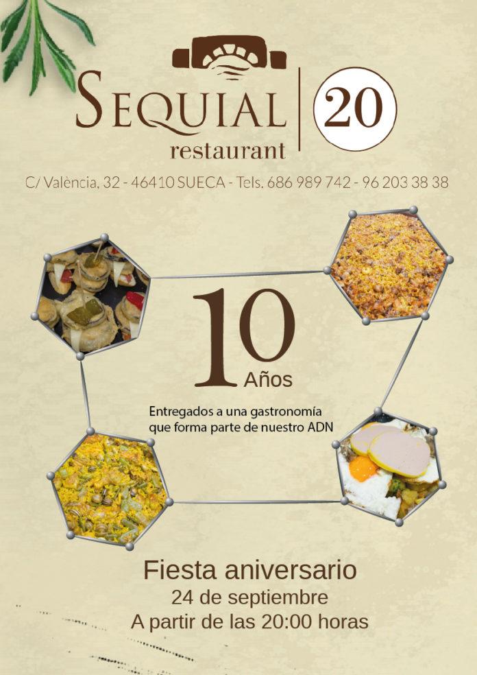 Sequial 20, diez maravillosos años