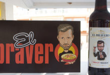 """Presentación del nuevo vermut de """"El Bravero"""" en el Puerto de Sagunto"""
