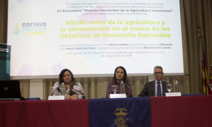 Nuevos retos de la agricultura valenciana pensando en la sostenibilidad