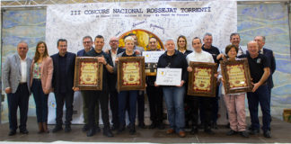 La Bodega de Torrent se alza con el mejor Rossejat en el III Concurso Nacional