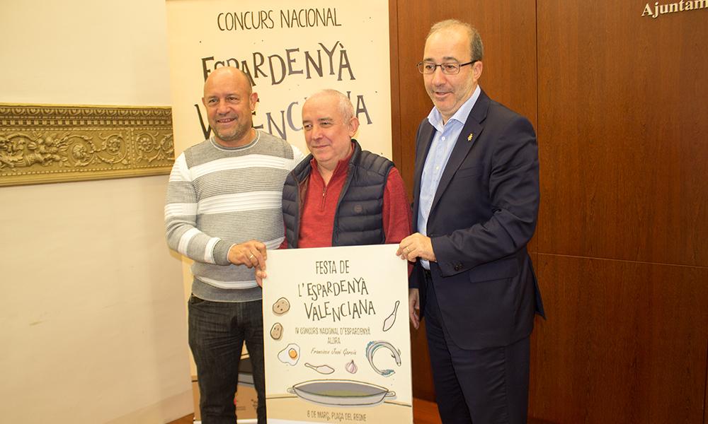 CUENTA ATRÁS PARA EL CONCURSO DE ESPARDEÑA VALENCIANA DE ALCIRA