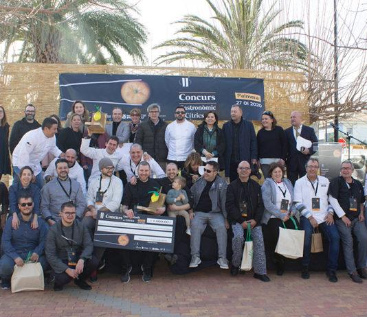 """II edición del """"Concurso de Citricos de Palmera"""", un concurso gastronómico para poner el valor la riqueza citrícola de esta localidad de la Safor"""