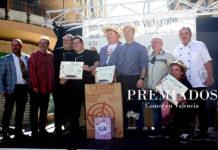 La Mejor Espardenya del Concurso de Alzira, se cocina en Sueca