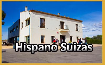 Cellers Hispano Suizas