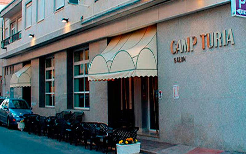 Salones Camp del Turia en Ribarroja, bodas y comuniones