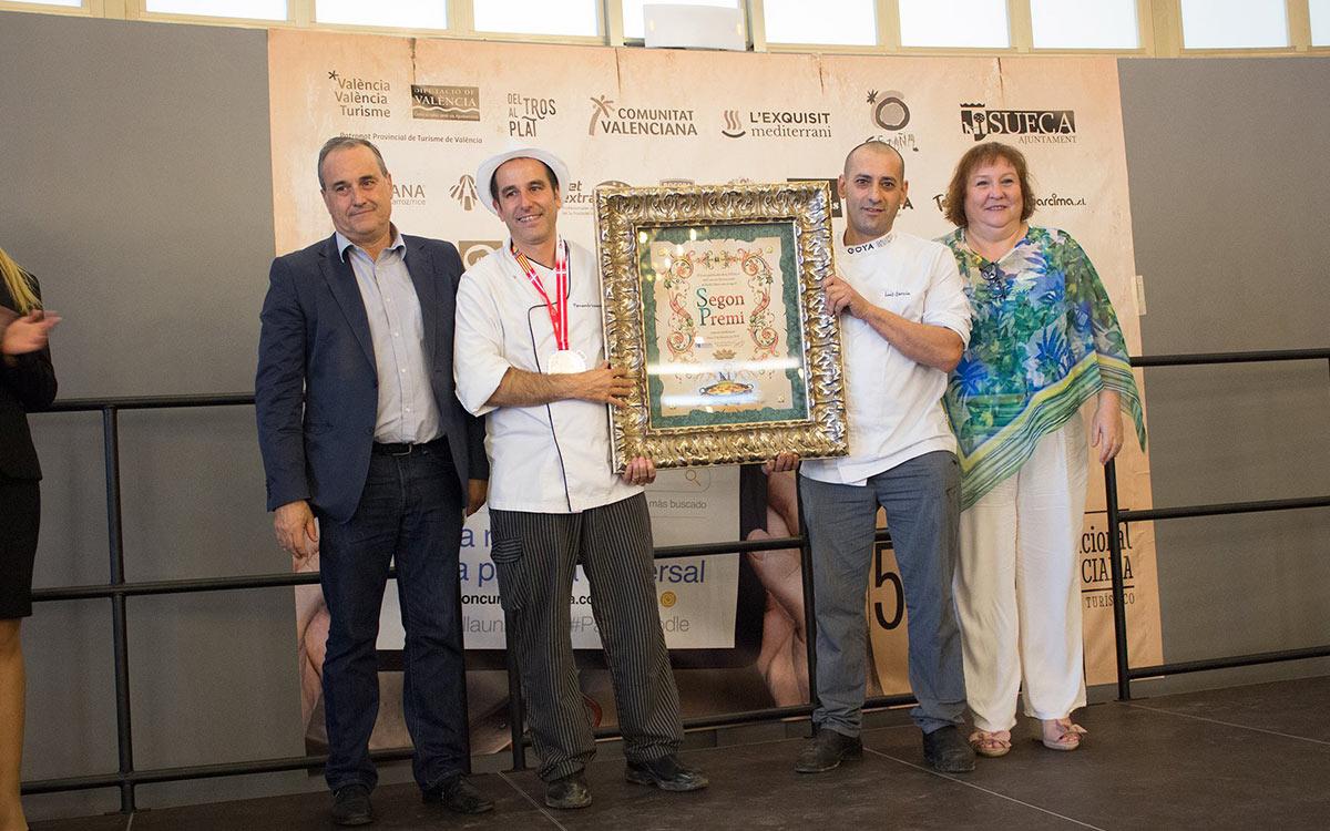 Goya Gallery en el Concurs de Sueca