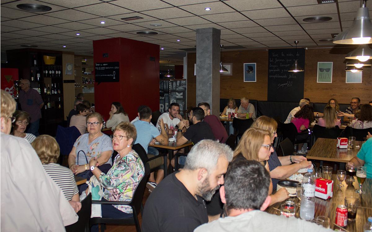 Sequial 20 en las Jornadas de la Paella Valenciana de Sueca