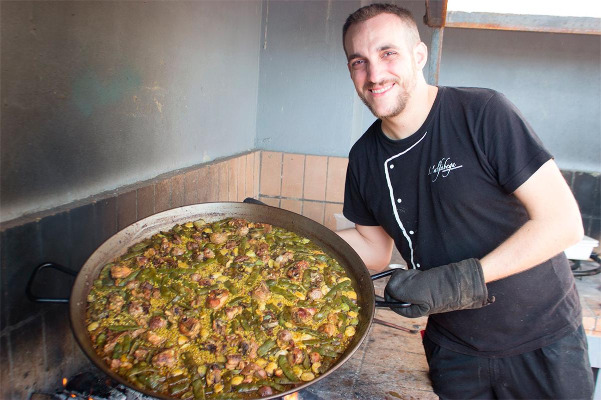 Restaurante Alfabega de Alginet