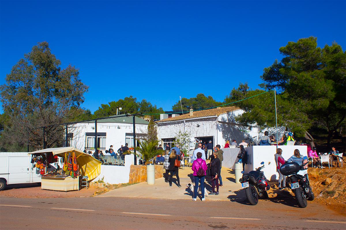Restaurnt Chaparral de Serra