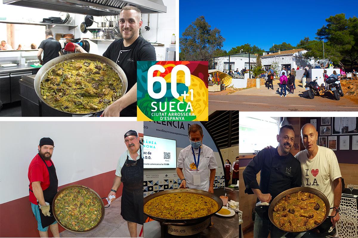 Nuevos restaurantes en el Concurs Internacional de Paellas de Sueca
